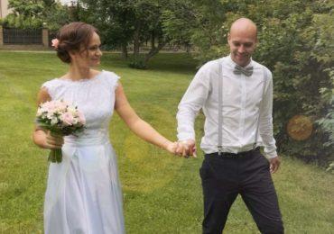 Tvorba svatebního videa pro Lenku a Jana.