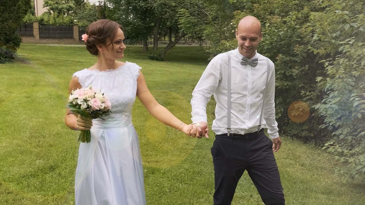 Svatební video pro Lenku a Jana