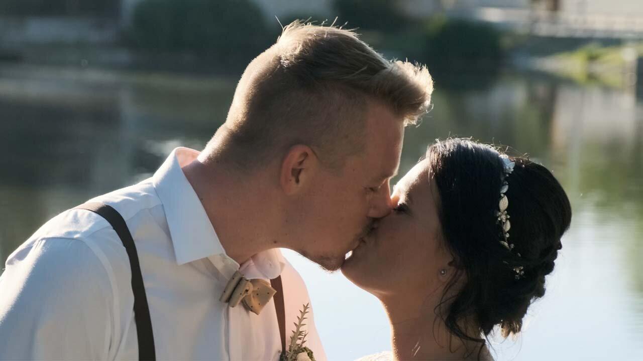 Svatební video pro Terezu a Standu