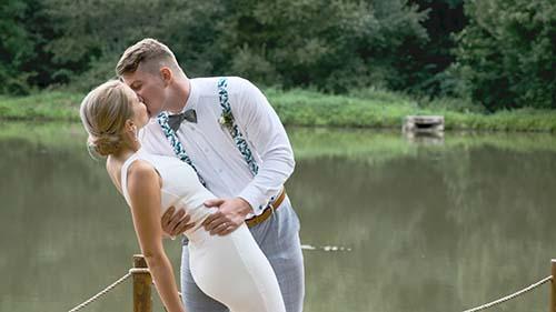 Svatební video pro Babu a Simu