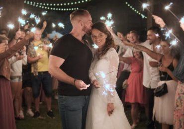 Svatební video pro Nikolu a Tomáše